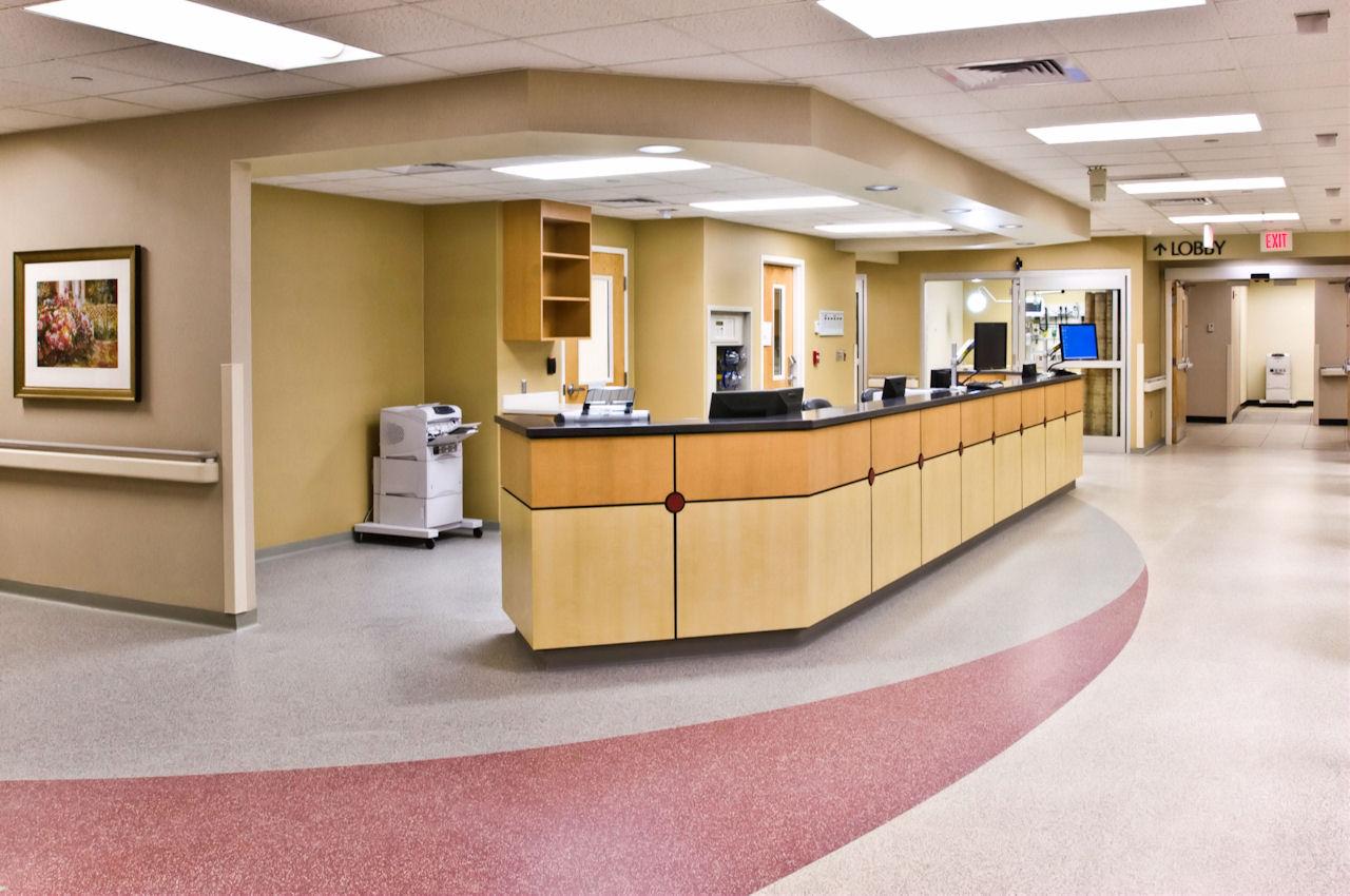 Huntsville Hospital Emergency Department – Design Innovations