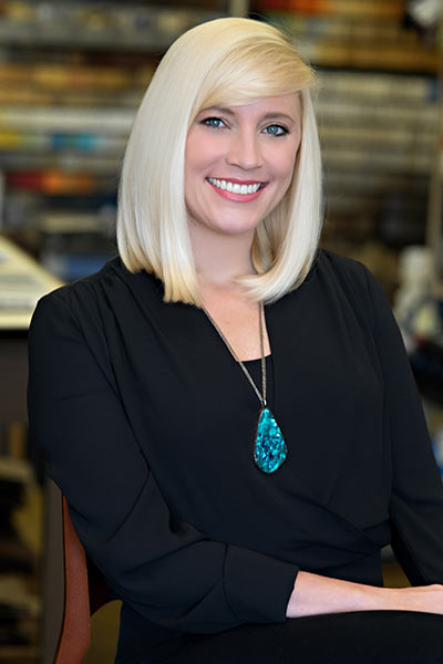 Shannon Bayles, Interior Designer, RID